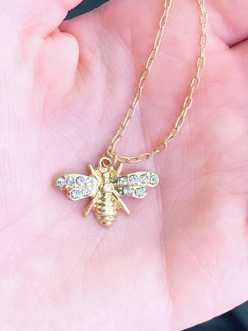 Bee-utiful Necklace
