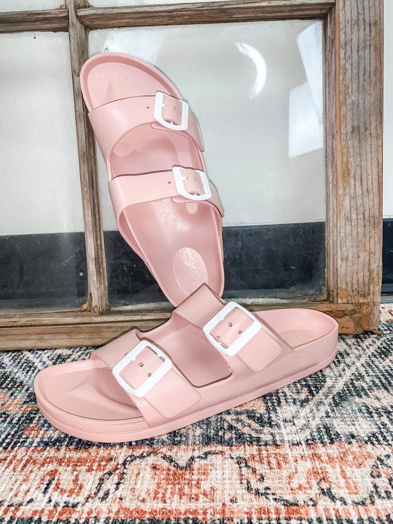 Everyday Slides - Pink