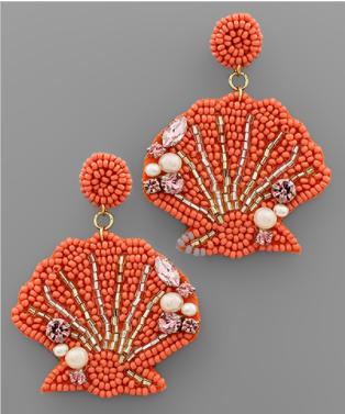 Sassy Shells Earrings