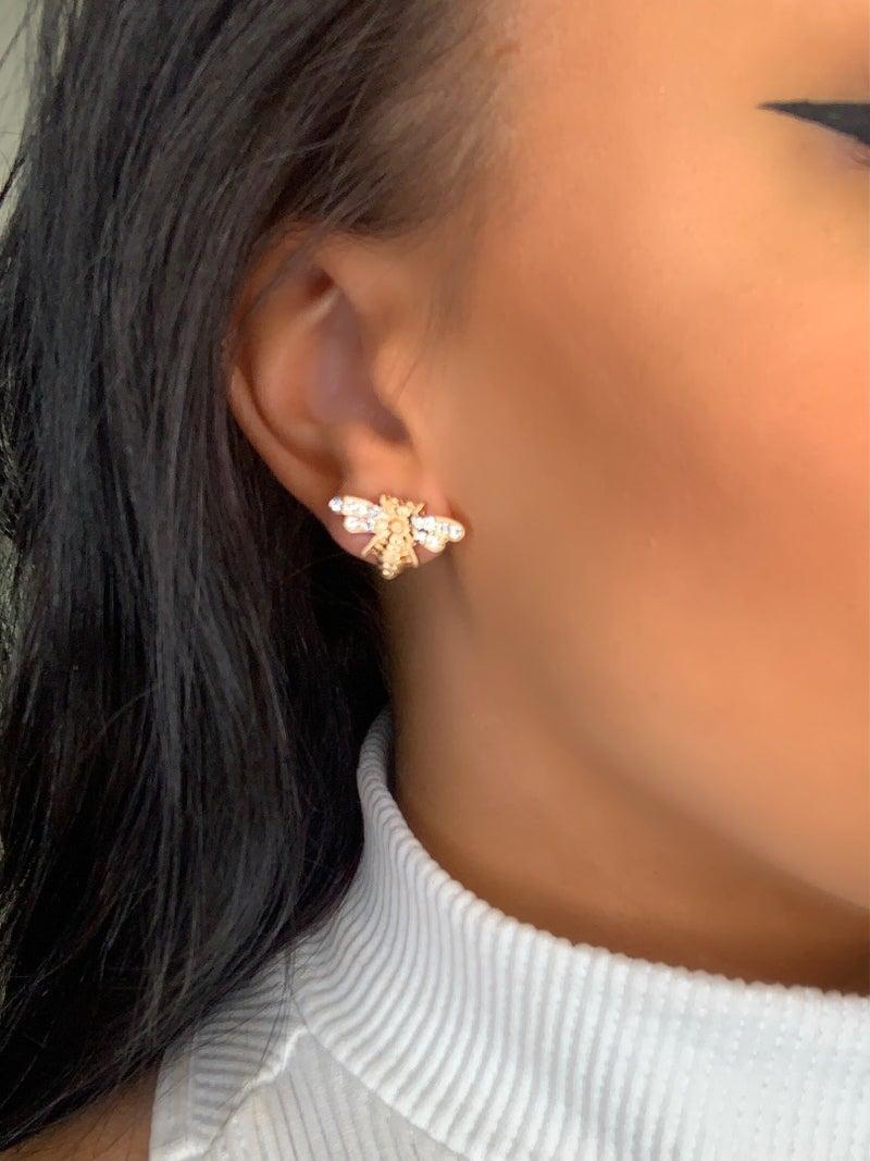 Bee Amazing Earrings