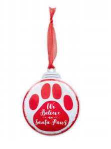 *FINAL SALE* Personalizable Ornament by Brownlow Gifts