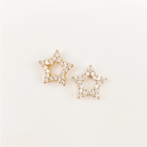 Star Crossed Earrings