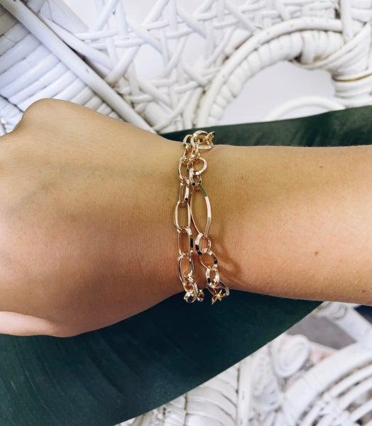 Linking Up Bracelet