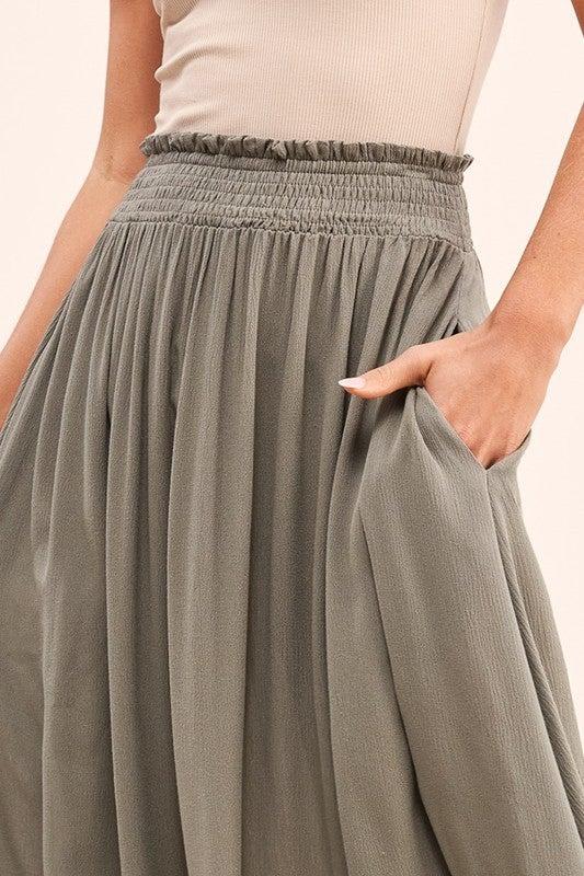 Timeless Maxi Skirt