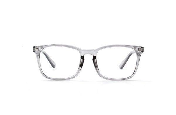 Fashion Blue Light Blocking Glasses - Grey