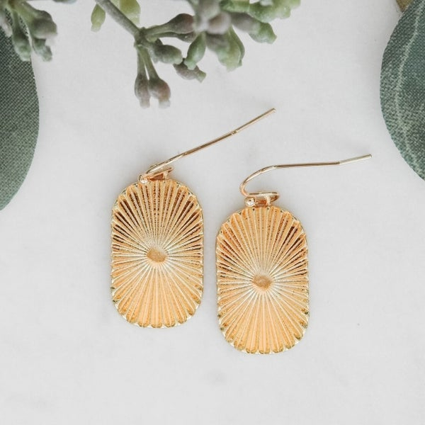 Into The Sun Earrings