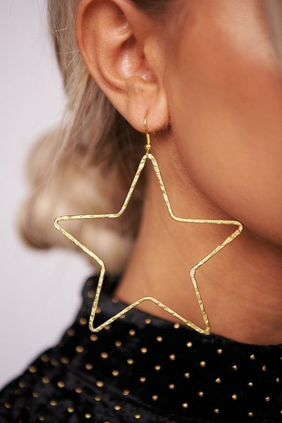 Shoot for the Stars Earrings