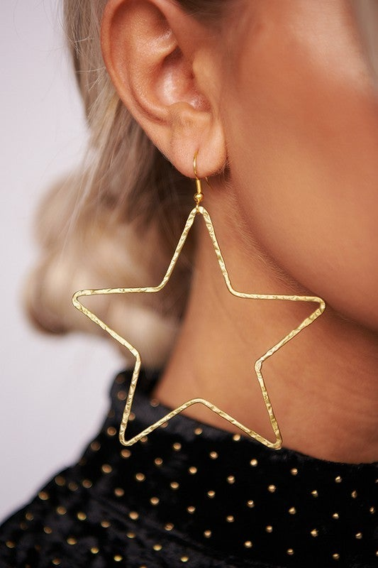 Shoot for the Stars Earrings