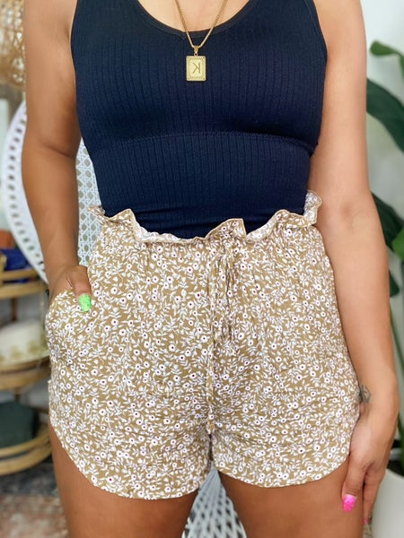 Flower Child Shorts