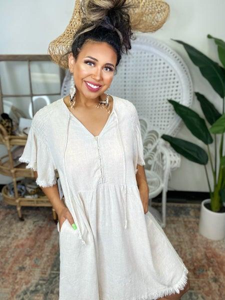 Natural Beauty Dress