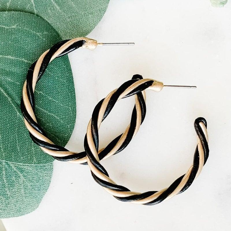 Plot Twist Earrings