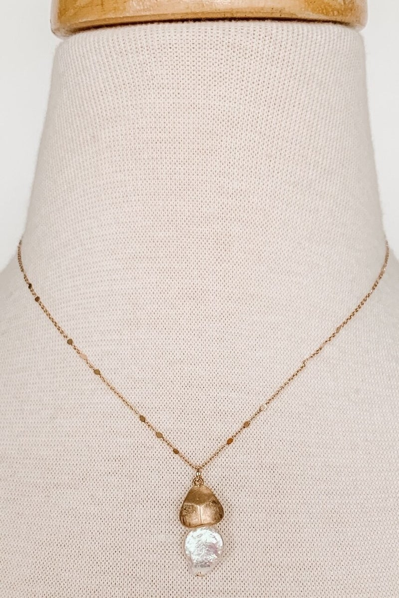 In The Freshwater Necklace