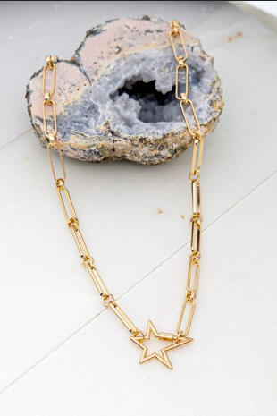 You're A Star Chain Necklace