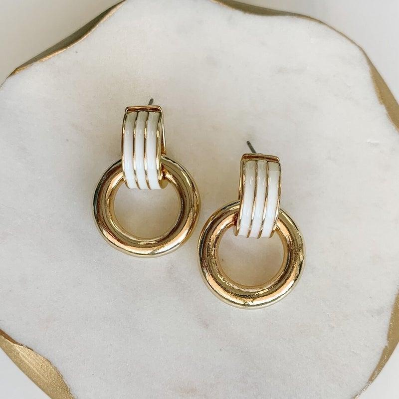 Running Away Earrings