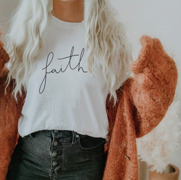 Full of Faith Graphic Tee