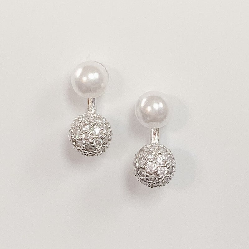 Chic Pearl Earrings