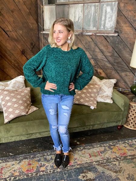 *FINAL SALE* The Charli Sweater