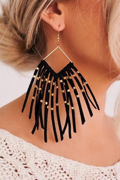 Tassel Beauty Earrings