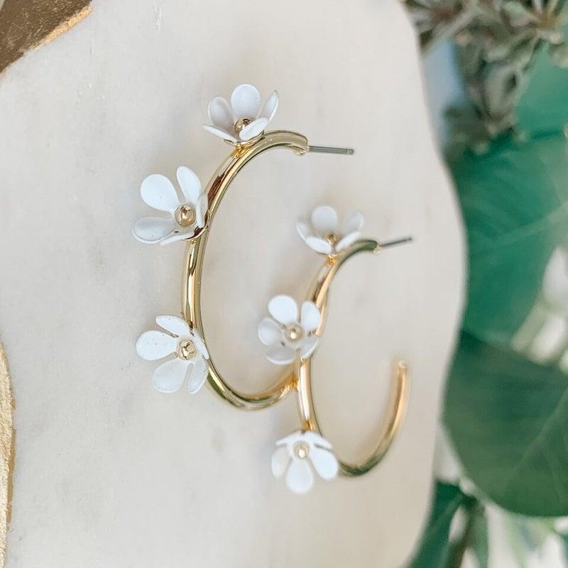 Spring Is In The Air Earrings