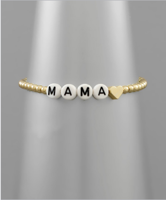 Dear Mama Bracelet