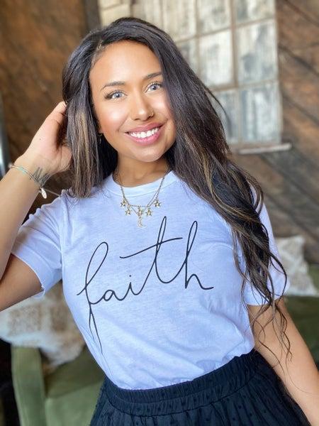 Full of Faith Graphic Tee