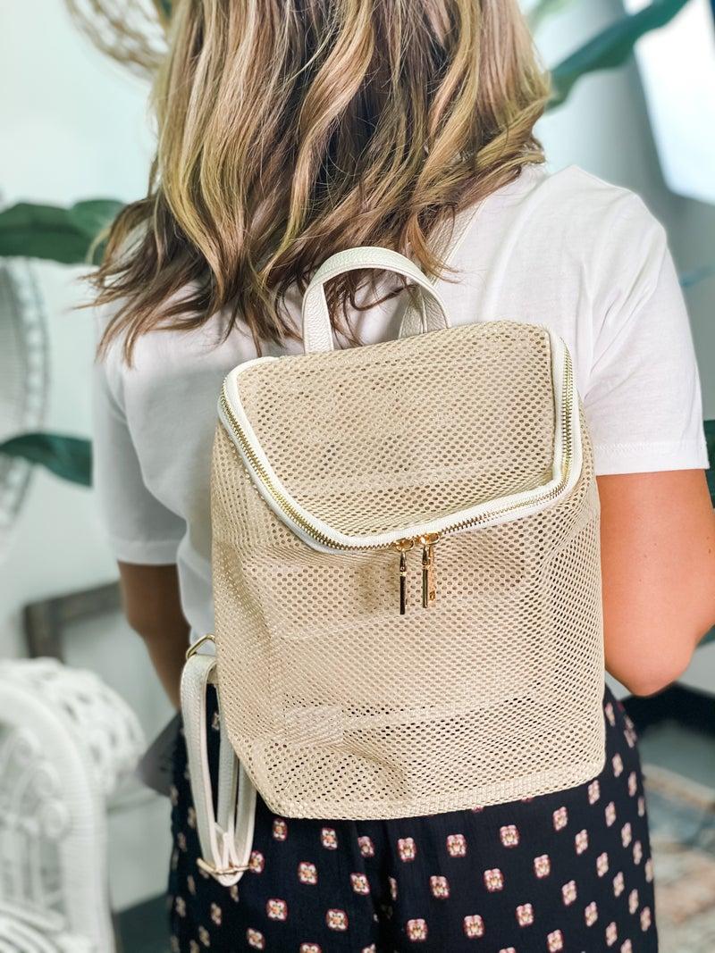 The Mini Traveler Backpack