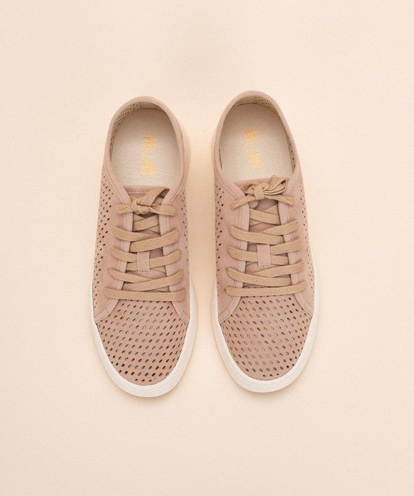 It's About Me Perforated Sneaker