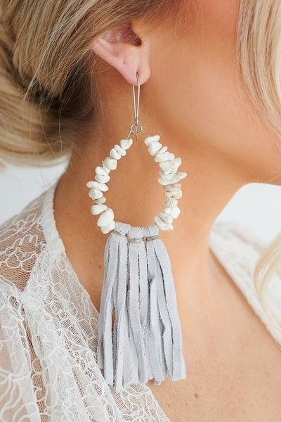Rock Solid Earrings