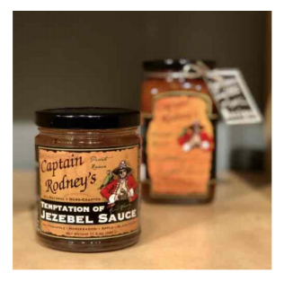 *FINAL SALE* Captain Rodney's 11.5 oz sauces