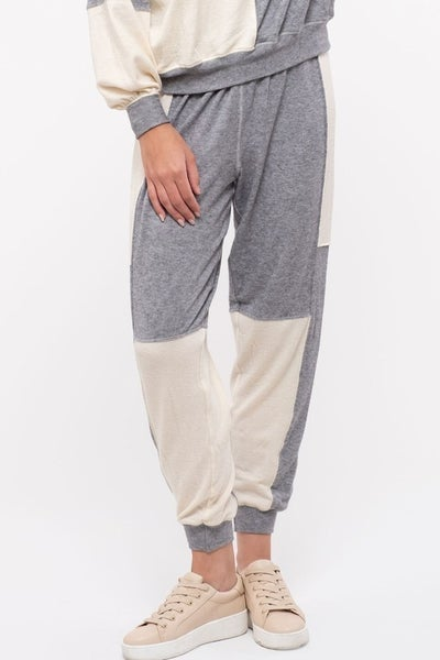 *FINAL SALE* Color Block Party Sweatpants