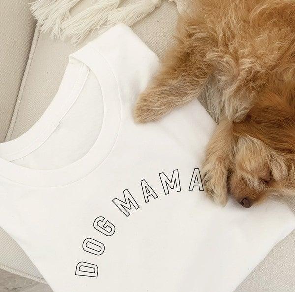 Dog Mama Tee