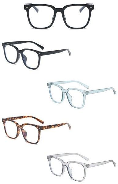 Tour The World Square Blue Light Glasses