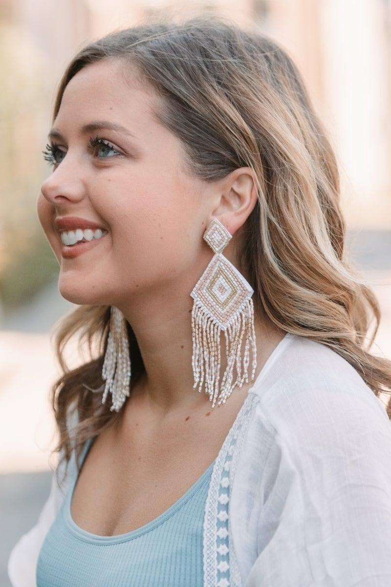 Diamonds for Days Earrings
