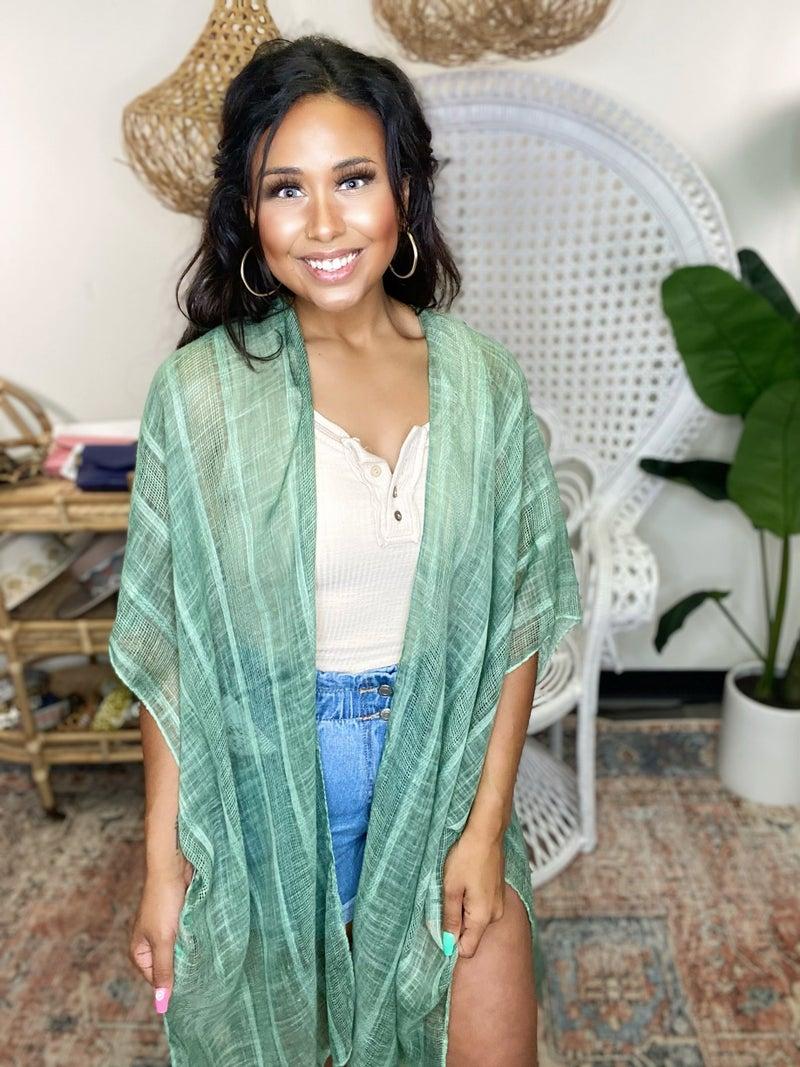 Boho Vibes Kimono