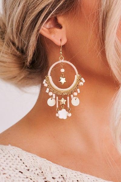 Dreamy Drop Earrings