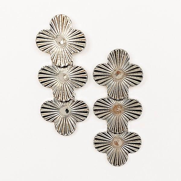 Three's A Crowd Earrings
