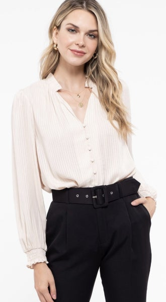 *FINAL SALE* Flaunt It Top