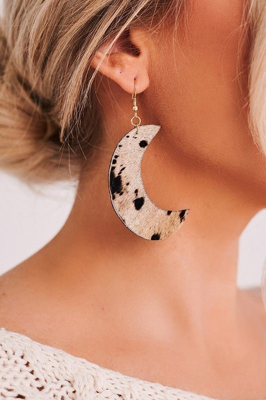 Crescent Cutie Earrings