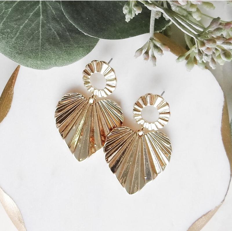 Hearts A Float Earrings