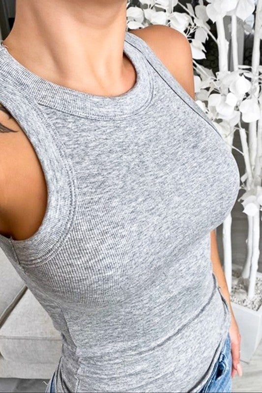 The Perfect Cami Top - Grey