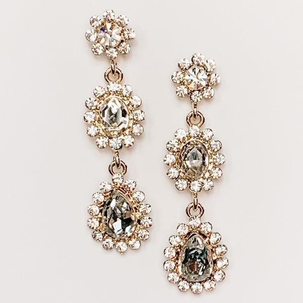 Simply Stunning Earrings
