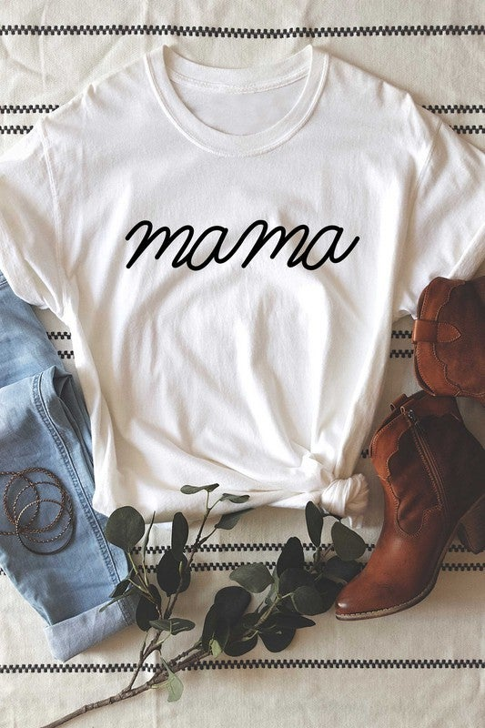 Get Your Mama On Graphic Tee