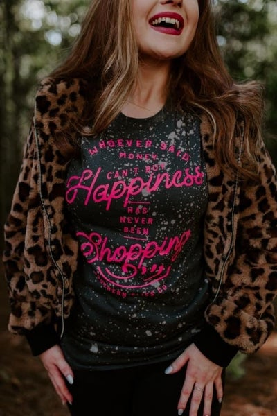 Lets Go Shopping Tee