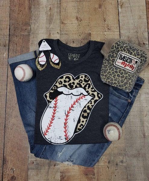 Wild for Baseball Tee