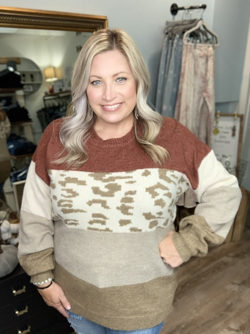 The Olivia Sweater