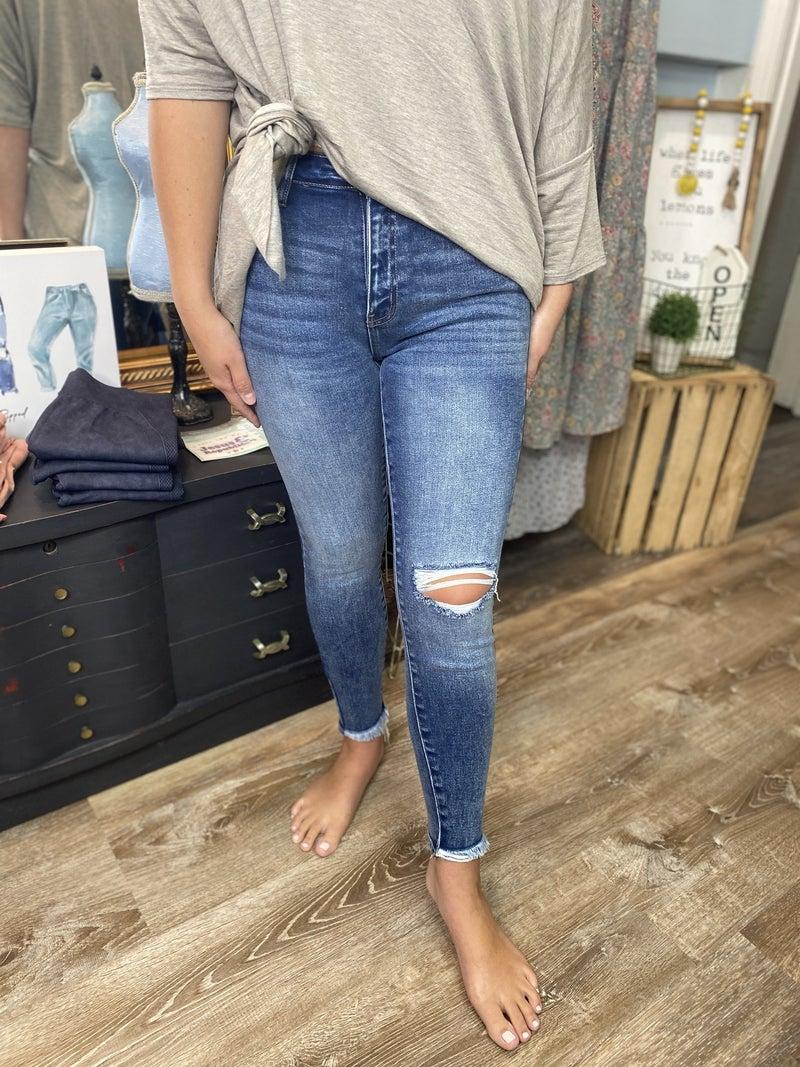 Hot Stuff Skinny Jeans