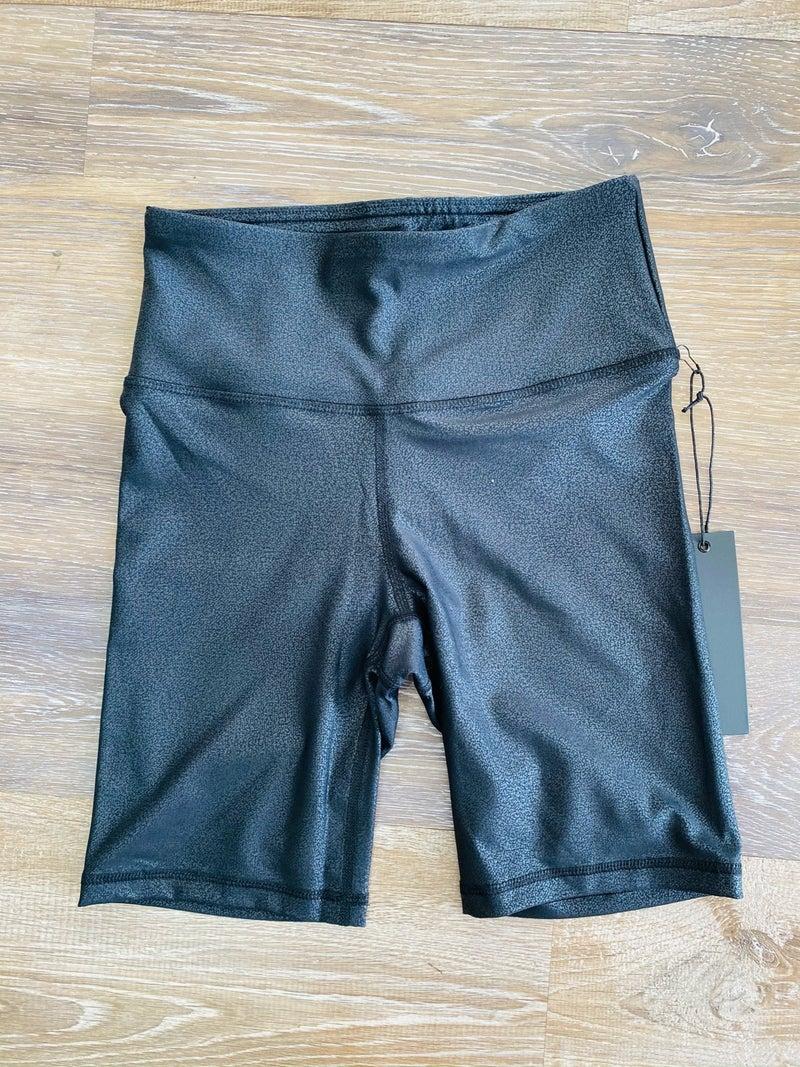 Oh So Sleek Biker Shorts