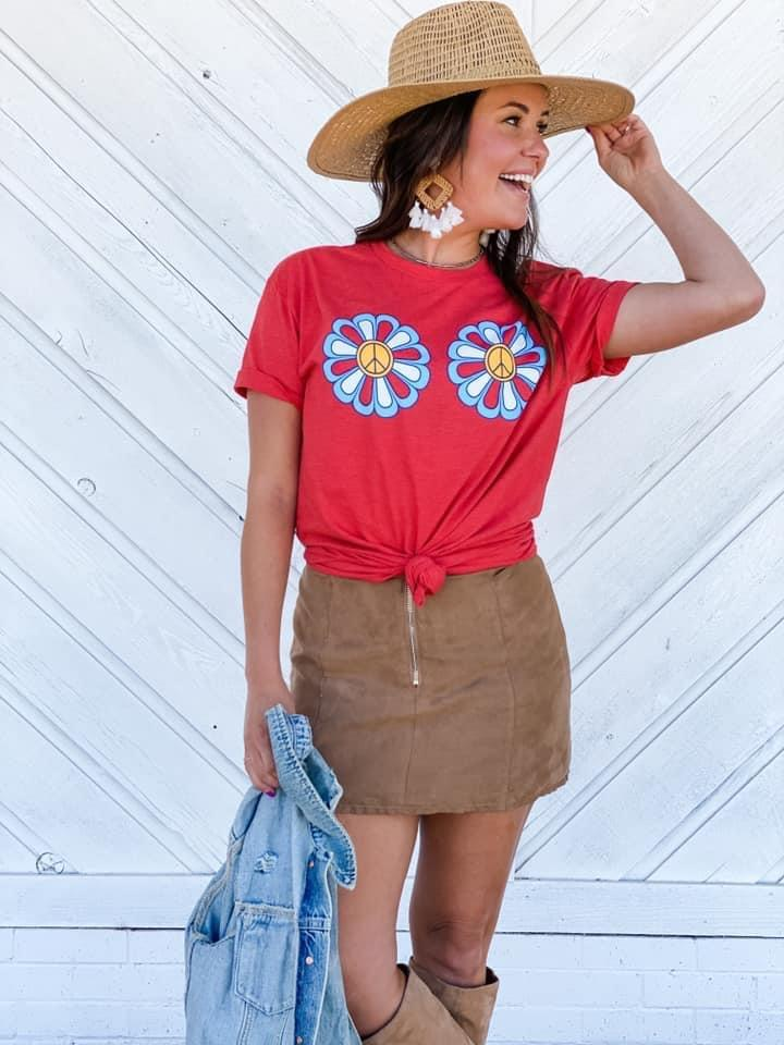 The WoodStock Tee