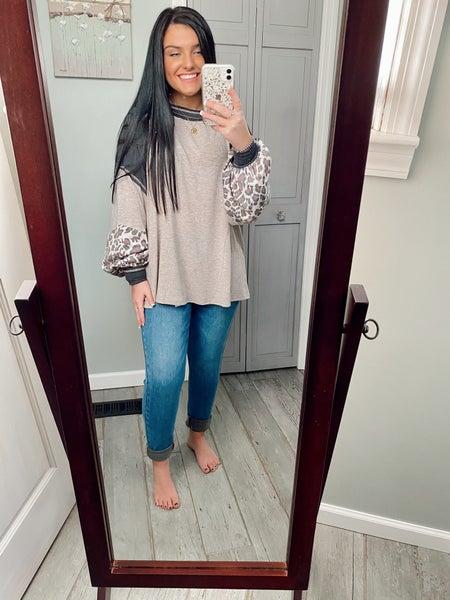 Sweater Weather Thermal Skinny