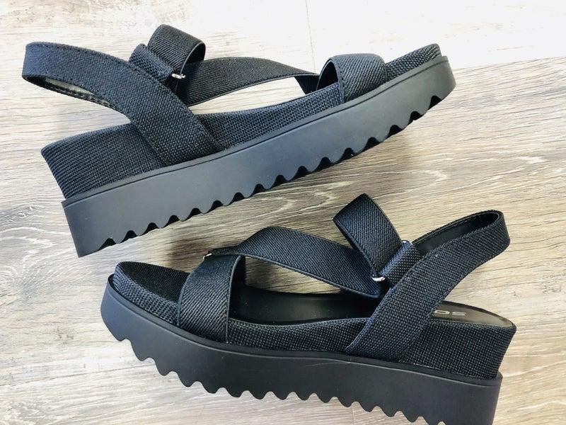 Loving Life Wedged Sandal